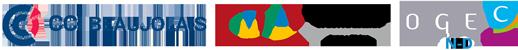 Bannière logos des .administrateurs